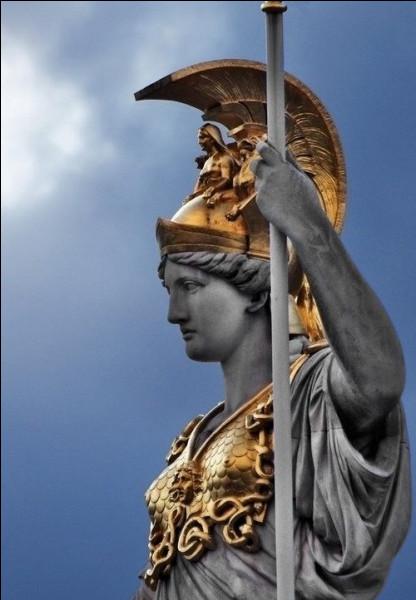 Sa comme sagesse : qui était la déesse grecque de la sagesse ?