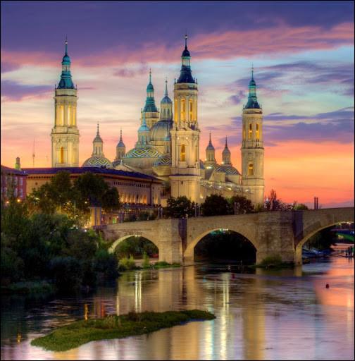 Sa comme Saragosse : quel fleuve traverse cette ville espagnole ?