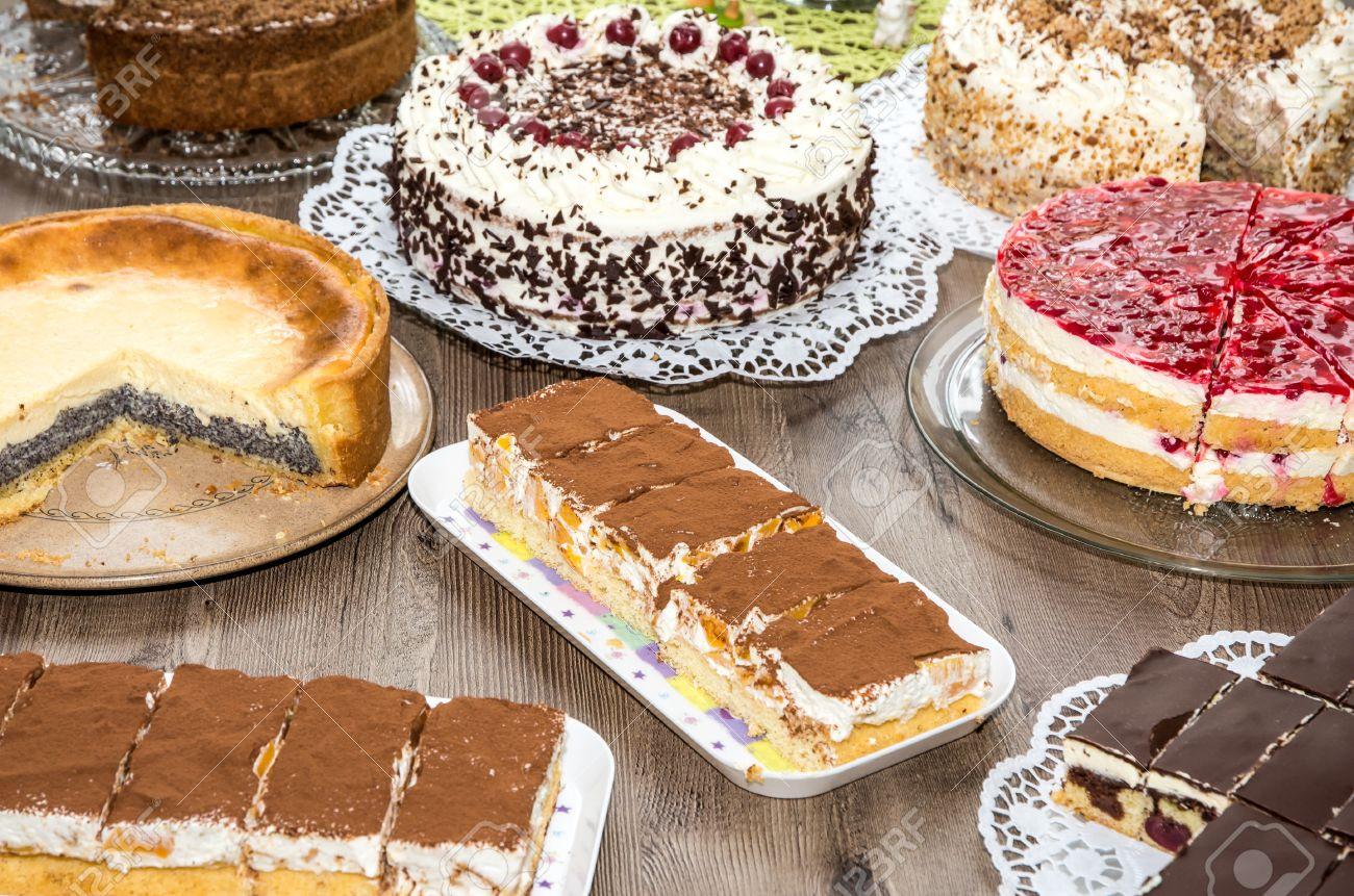 Les bons gâteaux de France