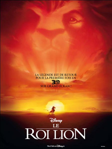 """Existe-t-il une reprise du film """"Le Roi lion"""" ? (en 2020)"""