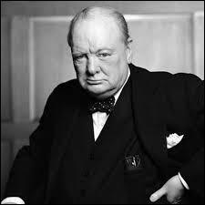 « L'Angleterre s'écroule dans l'ordre et la France se relève dans le désordre.»