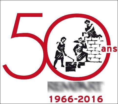 C'est notamment l'association cinquantenaire ... qui a apporté son concours à ce projet