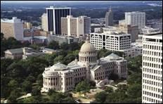 Jackson est la capitale de quel Etat ?