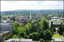 Salem est la capitale de quel Etat ?