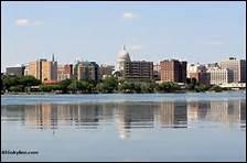 Quelle est la capitale du Wisconsin ?