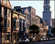 Charleston est la capitale de quel Etat ?