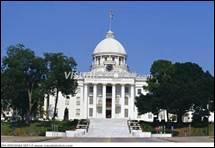 Montgomery est la capitale de quel Etat ?