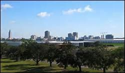 Quelle est la capitale de la Louisiane ?