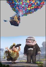 Quel est ce film d'animation sorti en 2009 ?