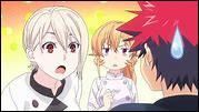 (Food Wars) Qui est Alice par rapport à Erina ?