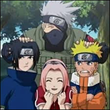 Comment s'appelle l'équipe de Naruto ?