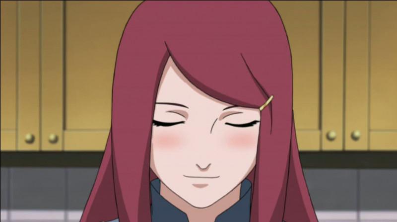 Comment s'appelle la mère de Naruto ?
