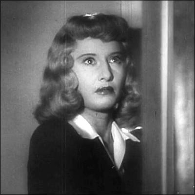 Dans que film Barbara Stanwyck joue-t-elle cette vilaine ?