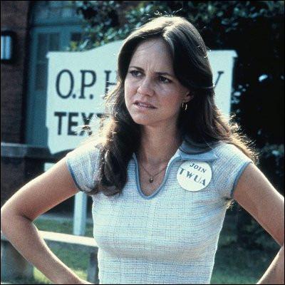 Dans que film Sally Field joue-t-elle cette héroïne ?