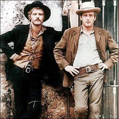 Dans que film Paul Newman et Robert Redford jouent-il ces héros ?