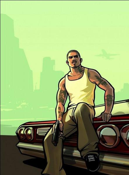 [GTA San Andreas] Comment s'appelle le personnage principal ?