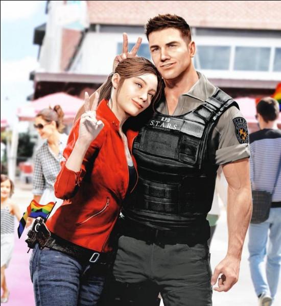 [Resident Evil] Claire et Chris sont...