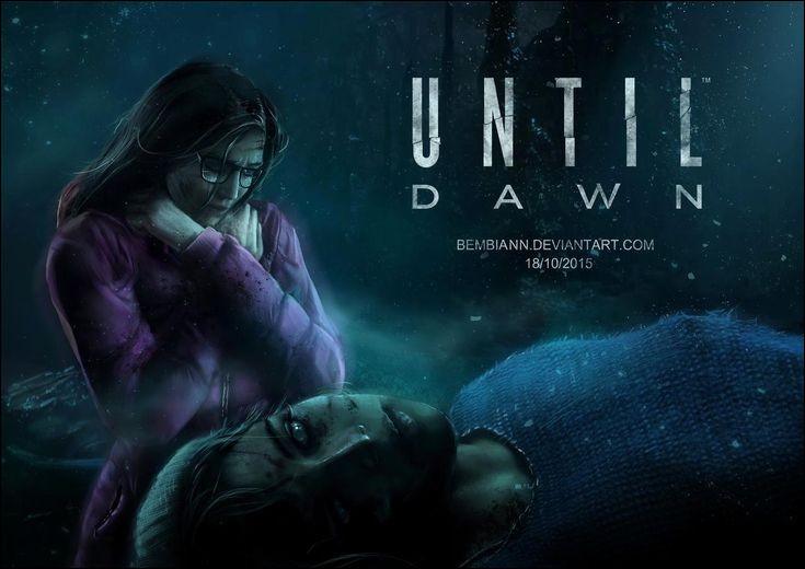 [Until Dawn] Comment s'appelle la fille qui s'est transformée en wendigo après avoir commis du cannibalisme pour survivre ?