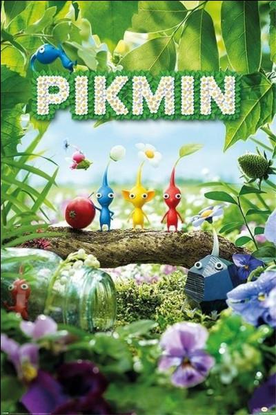 [Pikmin] Combien y a-t-il de types de Pikmin ?