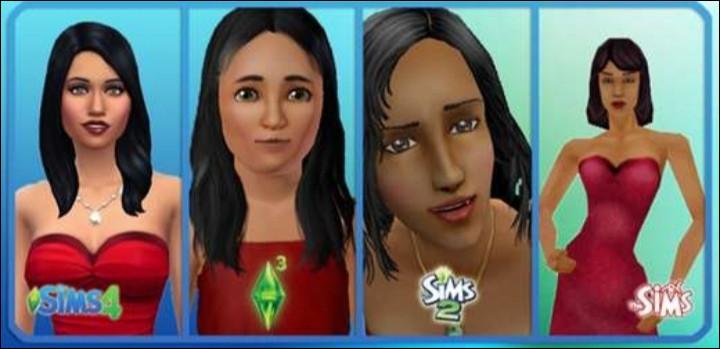 [Les Sims] Qui est cette femme emblématique qui a un étrange mystère autour d'elle ? (Explication en pv si vous voulez)