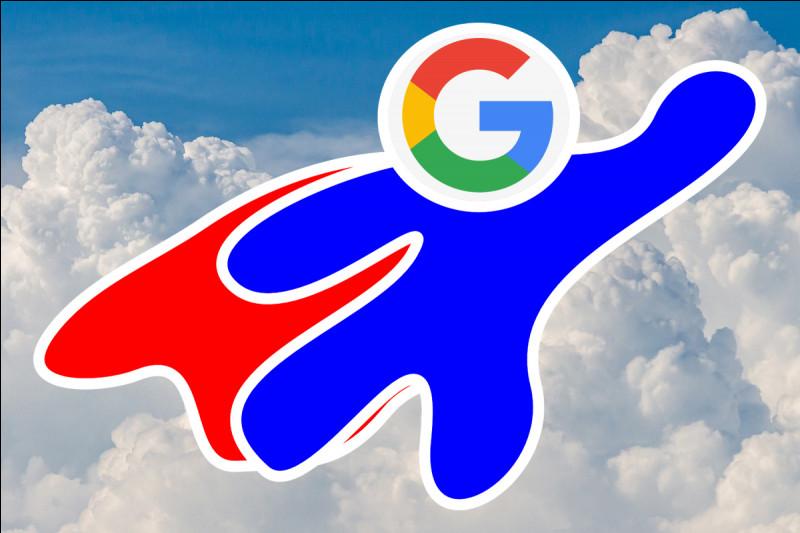De quelles couleurs sont les lettres de Google, et dans quel ordre ?