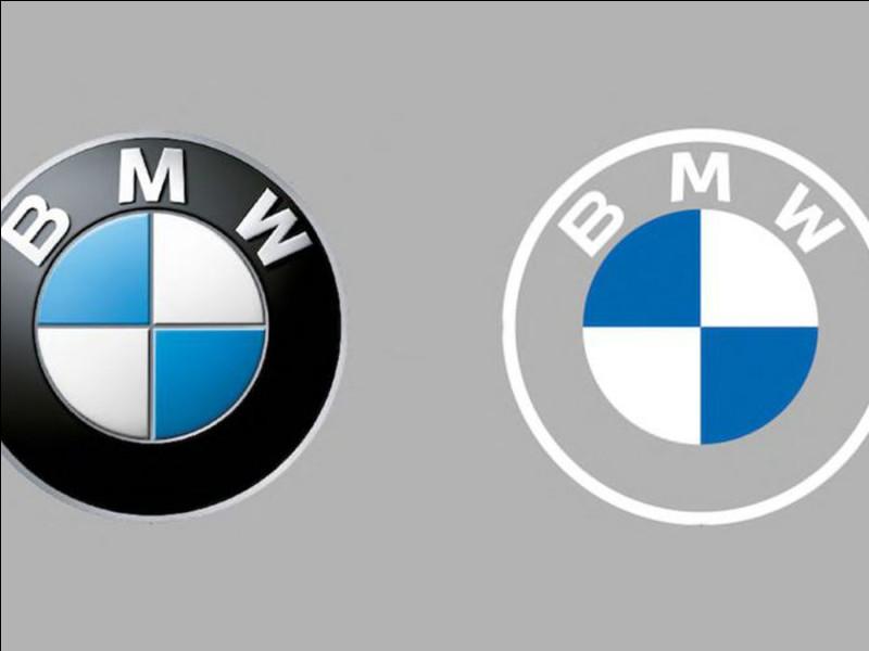 Quel est le bon logo de BMW ?