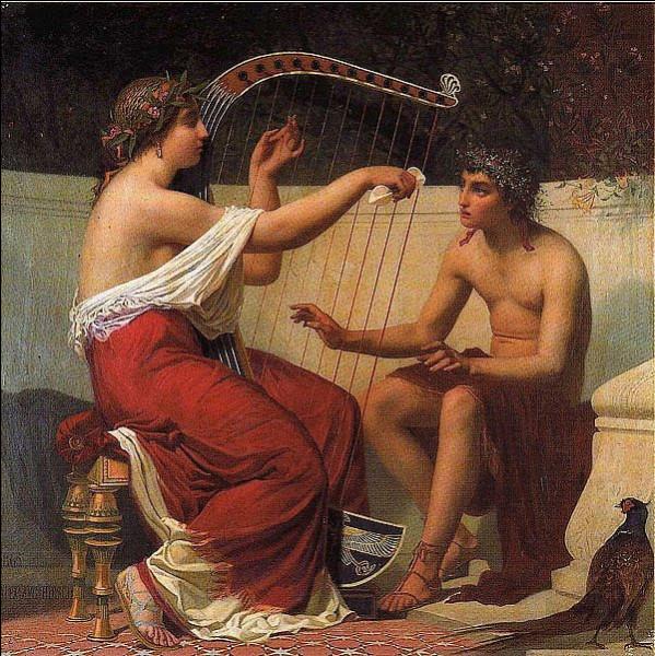 Qui est la mère d'Orphée ?