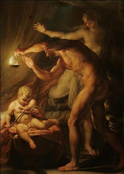 Qui est la mère d'Héraclès ?