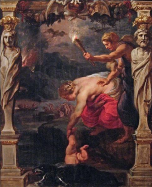 Qui est la mère d'Achille ?