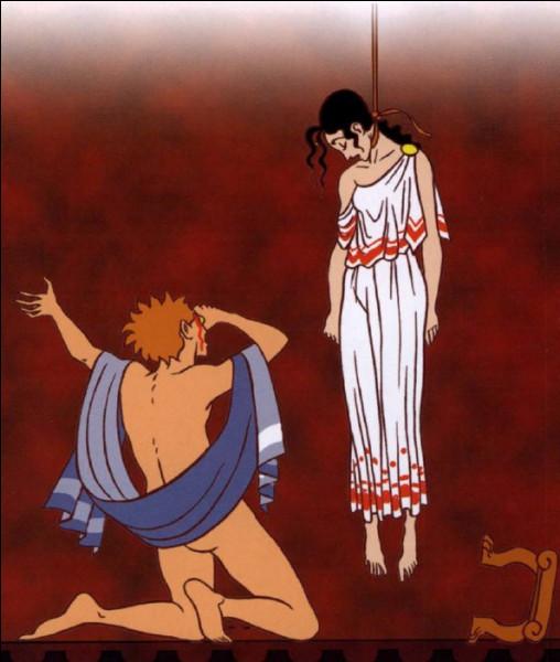 Qui est la mère d'Oedipe ?