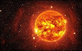 """Que faut-il ajouter au mot """"sol"""" pour obtenir le nom de notre étoile ?"""