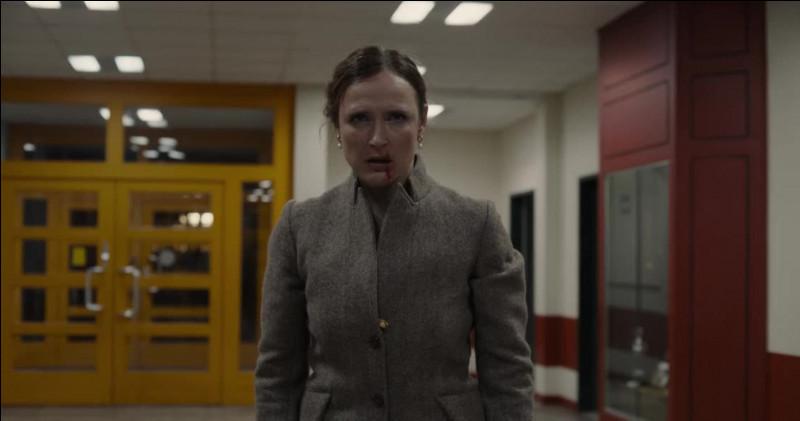 Quel est le personnage joué par Deborah Kaufmann ?