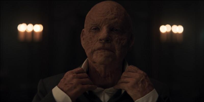 Quel est le personnage joué par Dietrich Hollinderbaumer ?