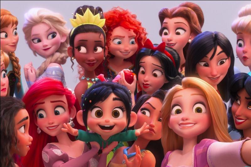 Quelle princesse Disney préfères-tu ?