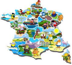 Promenons-nous ... en France. (1)