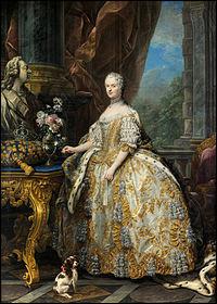 Comment s'appelait la mère de Marie Leszczynska ?