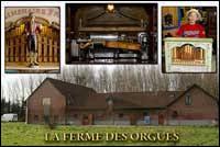 Je vous emmène dans les Hauts-de-France visiter la ferme des orgues de Steenwerck. Nous serons dans le département ...