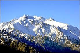 Où se trouve le Monte Rotondo ?
