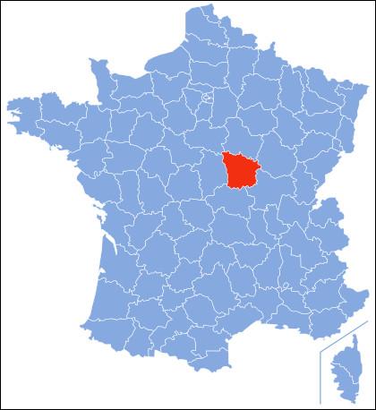 Quelle est la préfecture de la Nièvre ?
