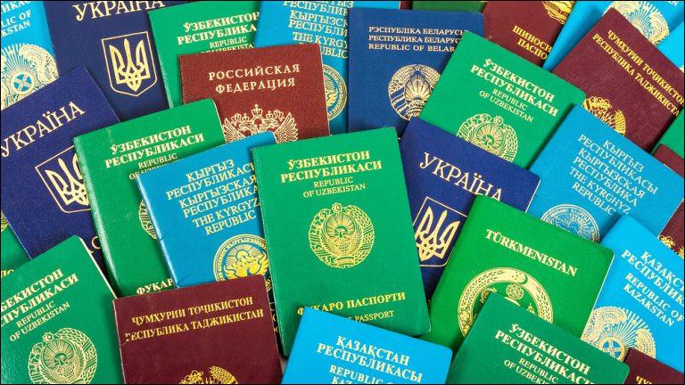 Pour pouvoir voyager hors de France, il est parfois nécéssaire d'avoir un passeport. De quelle couleur est le passeport français ?