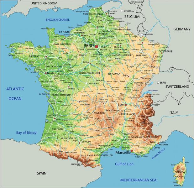Combien y-a-t'il de régions en France depuis 2016 ?