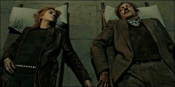 Quel Mangemort tue Remus Lupin ?
