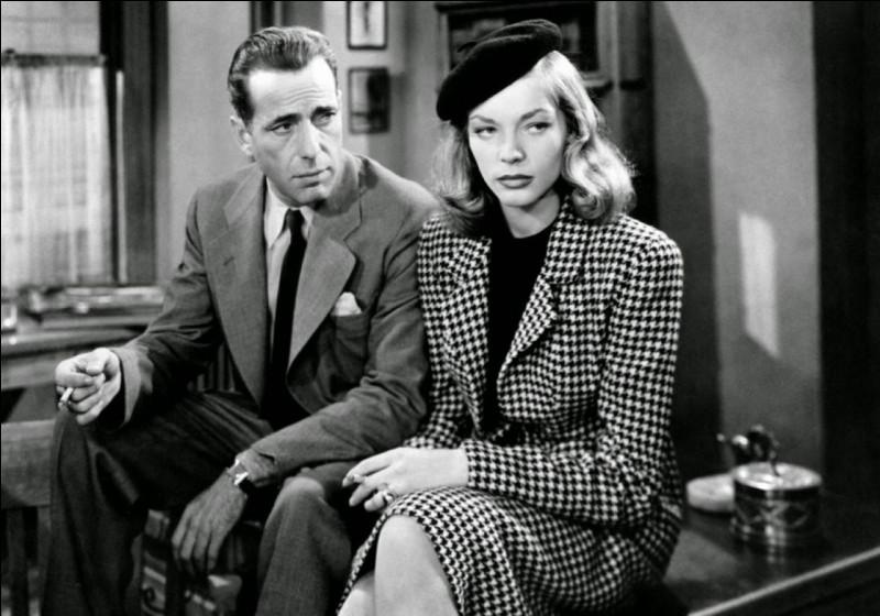 """Complétez le titre de ce film noir réalisé par Howard Hawks en 1946 : """"Le Grand ...""""."""