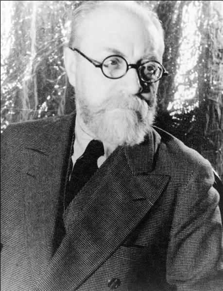 Dans quel courant artistique s'est illustré le peintre Henri Matisse ?