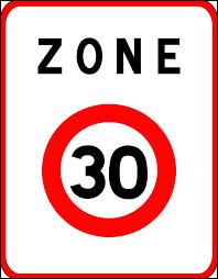 Le nombre 30 correspond au département du Gard :
