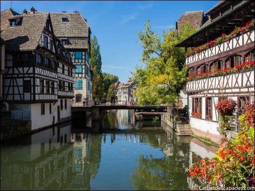 Pour terminer ce quiz, nous partons dans l'est de la France. me croyez-vous si je vous dit que l'Alsace est composée de seulement 2 départements ?