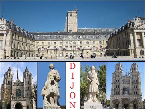 D'après vous, de quel département Dijon est-il la préfecture ?