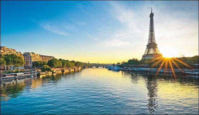 Passant par Paris, ce fleuve se déverse dans la Manche (entre Harfleur et Le Havre). De quel fleuve s'agit-il ?