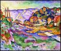 A quel peintre plus connu entant que cubiste doit-on cette toile ?