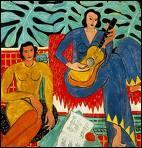Comment s'appelle cette toile de Matisse ?